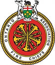 We provide training for and work closely with the Ontario Association of Fire Chiefs