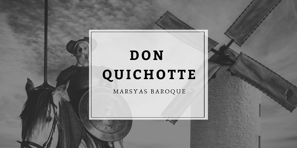 Don Quichotte - Kinderkonzert