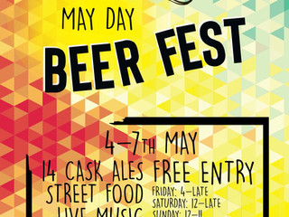 May Day Beer Festival