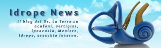 Idrope news acufeni, cura, idrope, ipoacusia, meniere, terapia, vertigini