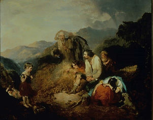 An_Irish_Peasant_Family_Discovering_the_