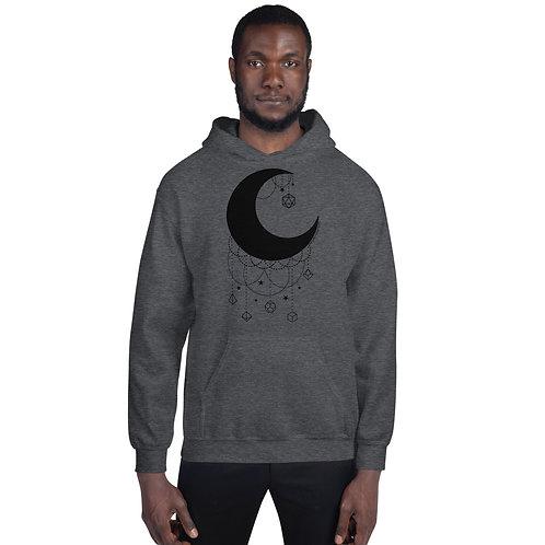 Moon Dice Hoodie