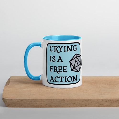 Free Action Mug