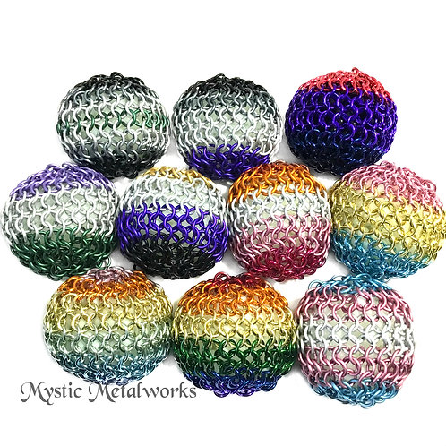 In-Stock Chainmaille Balls