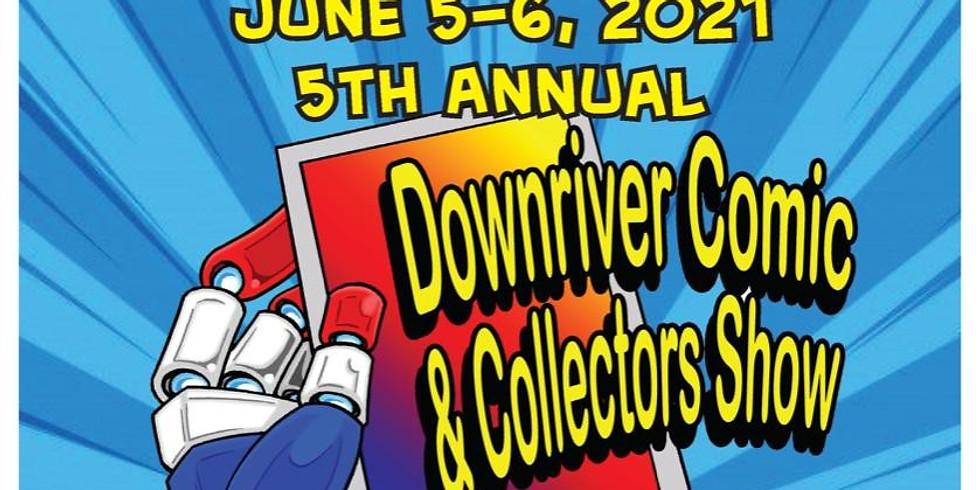 Downriver Comic & Collectors Show