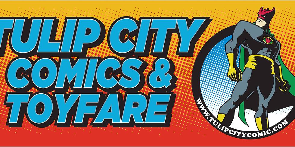 Tulip City Comics