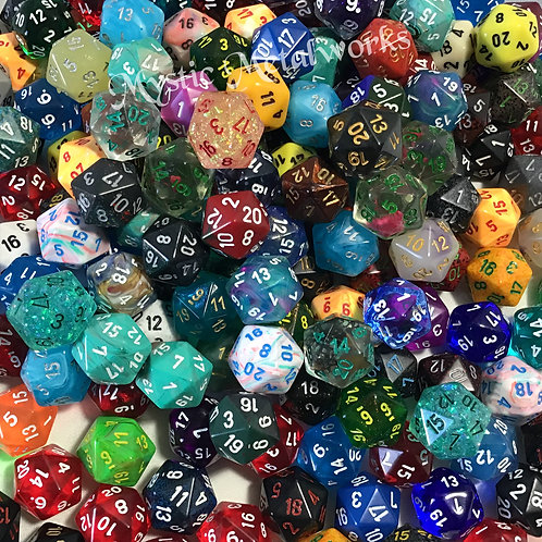 Loose Mystery Dice
