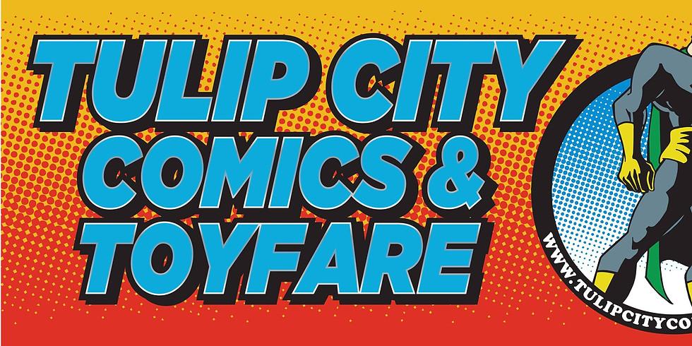 Tulip City Comics & Toyfare