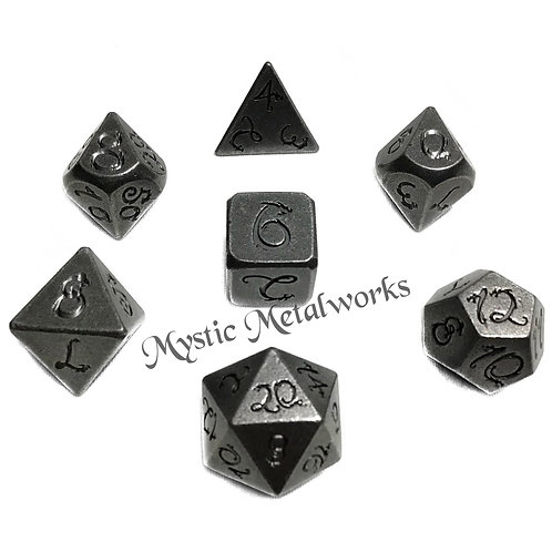 Dragon Metal Dice