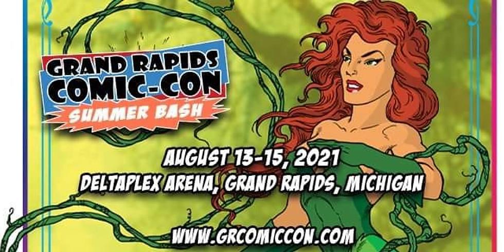 Grand Rapids Comic-Con Summer Bash
