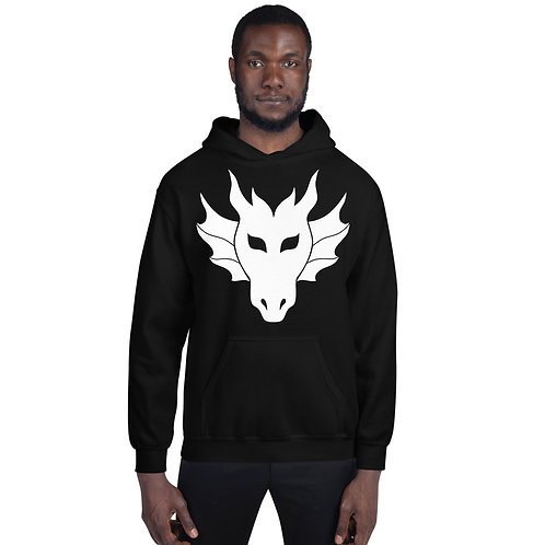 Frost Dragon Hoodie