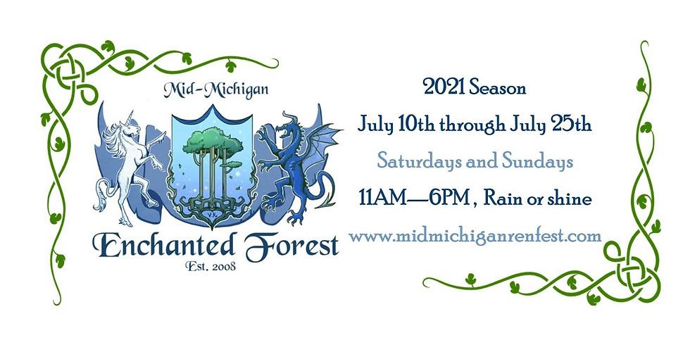 Mid Michigan Enchanted Foreset