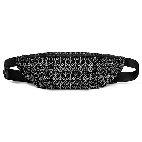 Dice Stack Fanny Pack