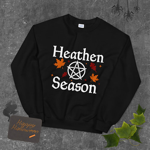 Heathen Season Sweatshirt