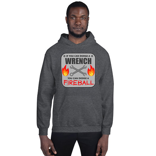Dodge a Wrench Hoodie