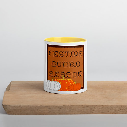 Festive Gourd Season Mug