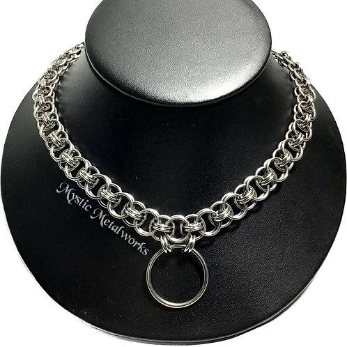 Steel Helm Collar