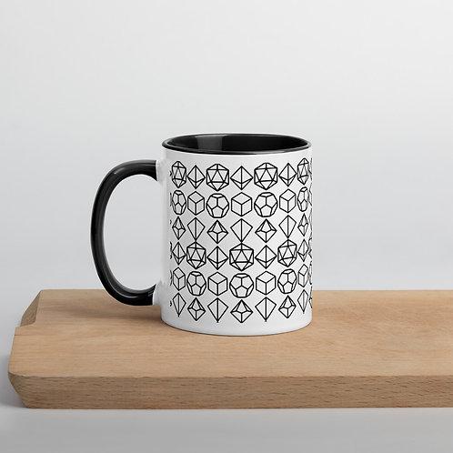 Dice Stack Mug