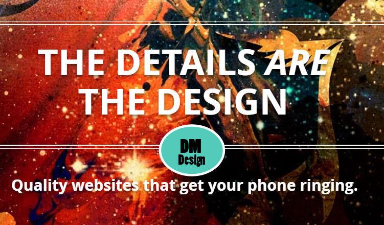 DM Web Design