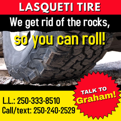 Lasqueti Tire