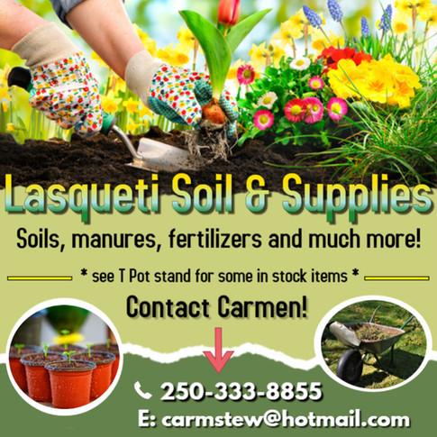 Lasqueti Soil & Supply