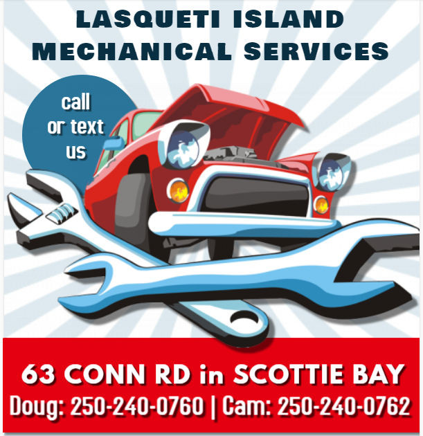 Lasqueti Island Mechanical Services