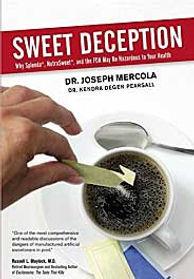 Sugar, The book Sweet Deception by Dr. Joseph Mercola.