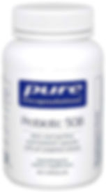 Probiotic 50B by Pure Encapsulations sold by Amazon