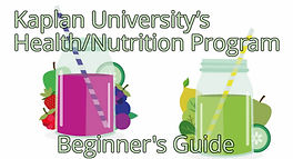Kaplan University's Health/Nutrition Program, Health benefits of juicing