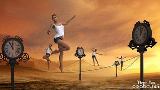 Life: The Great Balancing Act