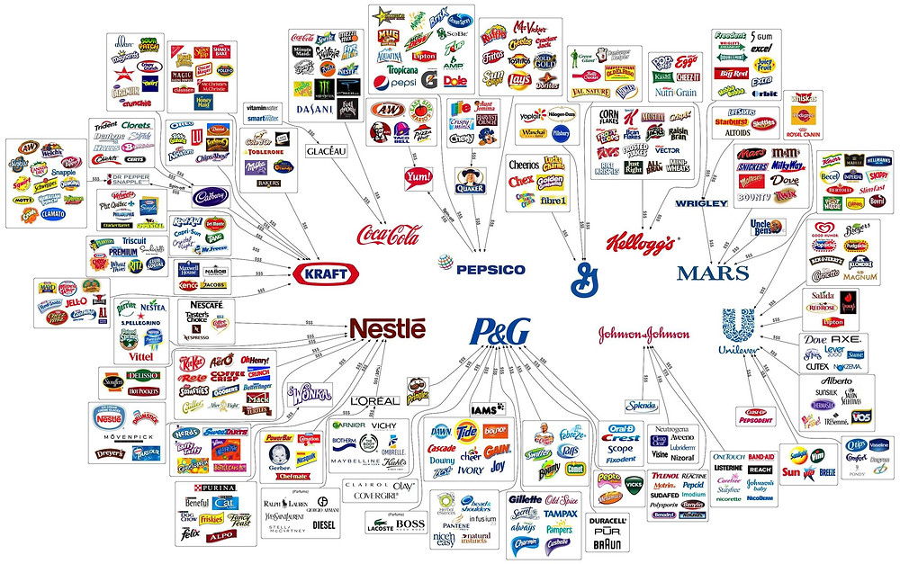 How to Break Free from Junk Food and their Monopolies.