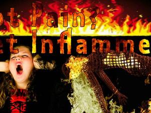 Got Pain? Get Inflammed!