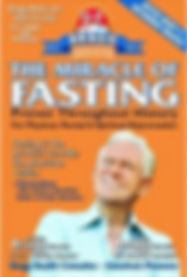 Water Fasting by book by Paul C. Bragg endorsed by Eden's Corner