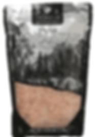 Pink Himalayan Salt advertisement for Amazon.com.