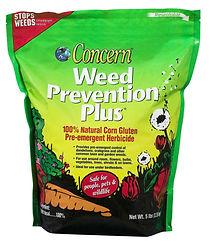 Safe weed prevention alternative.