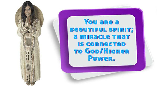 A beautiful spirit