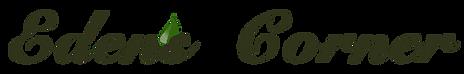 Eden's Corner Logo Name