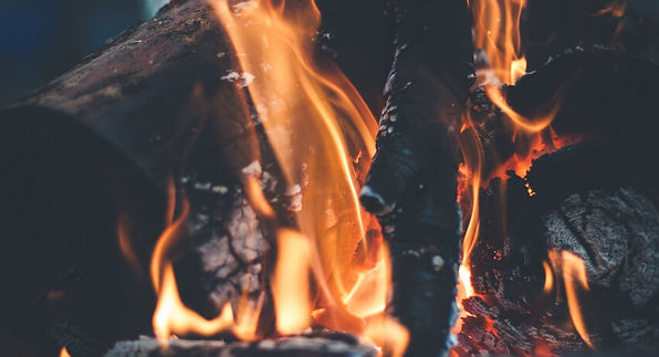 A fire where tales were told. A Parents Tale