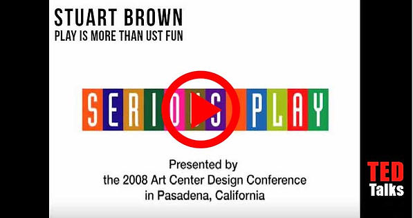 Stuart Brown YouTube Video of Serious Play.