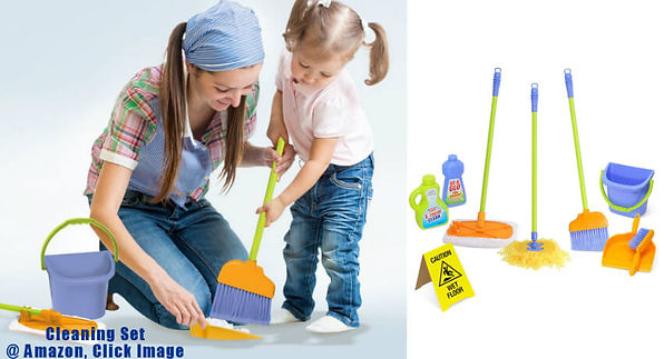 Its Clean Up Time Amazon Clean Up Toys