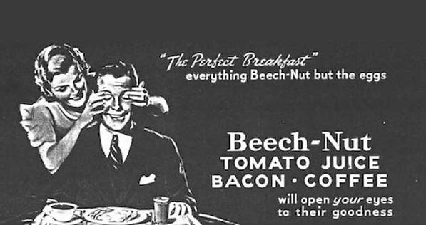 Beech-Nut commercial, America's Breakfast Favorite.