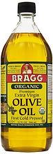 Bragg's organic olive oil