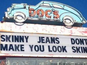 Skinny What?!