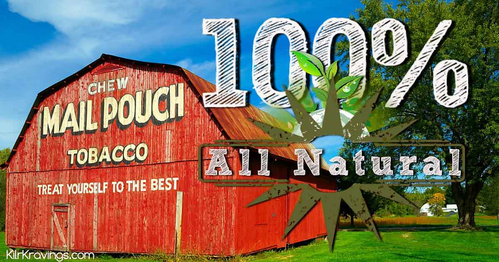 It's Only 100 percent Natural barn and logo