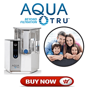 Aqua Tru Filtration advertisement from Eden's Corner.