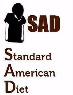 SAD Standard American Diet Health & Wellness