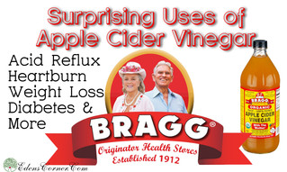 Surprising Uses of Apple Cider Vinegar