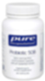 PURE Encapsulations Probiotic 50B. Offer through Eden's Corner and sold by Amazon.com
