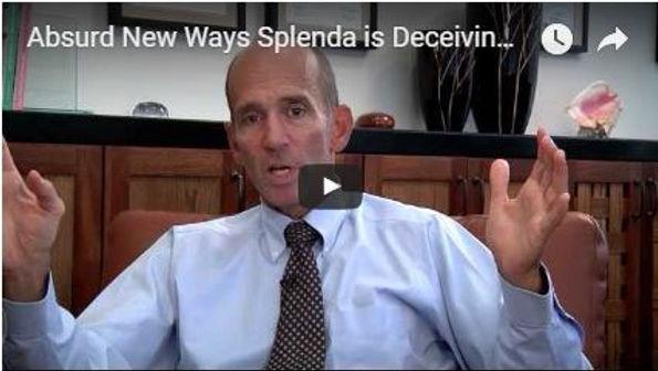 Absurd New Ways Splenda is Deceiving You by Dr. Mercola.