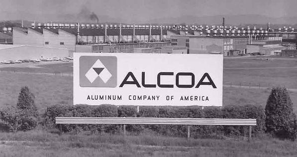 ALCOA Aluminum plant one of Edward Bernays accounts.